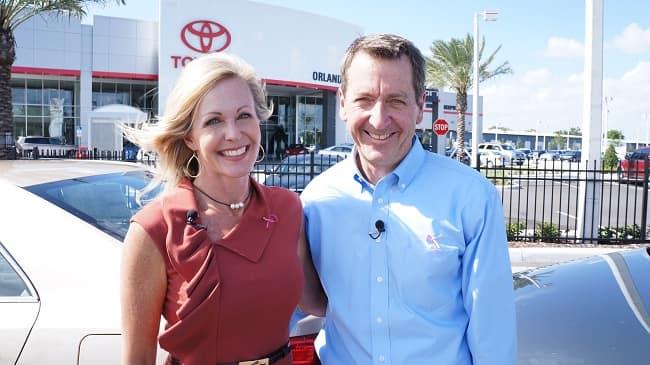Meet Toyota Of Orlando S Angie Stevens Toyota Of Orlando