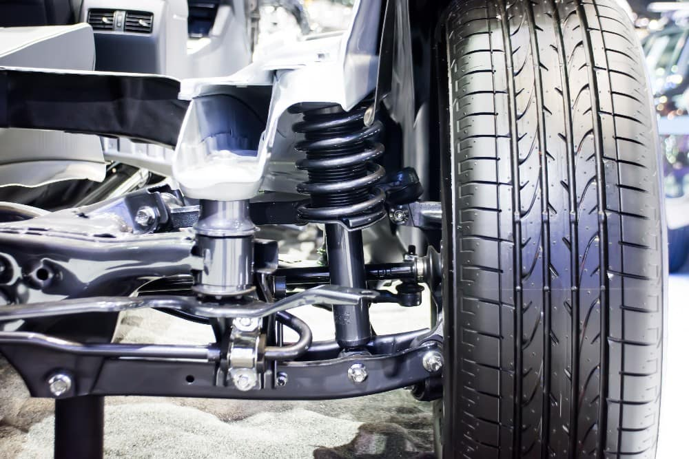car suspension care