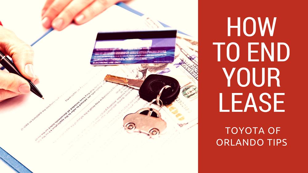Orlando Toyota lease tips