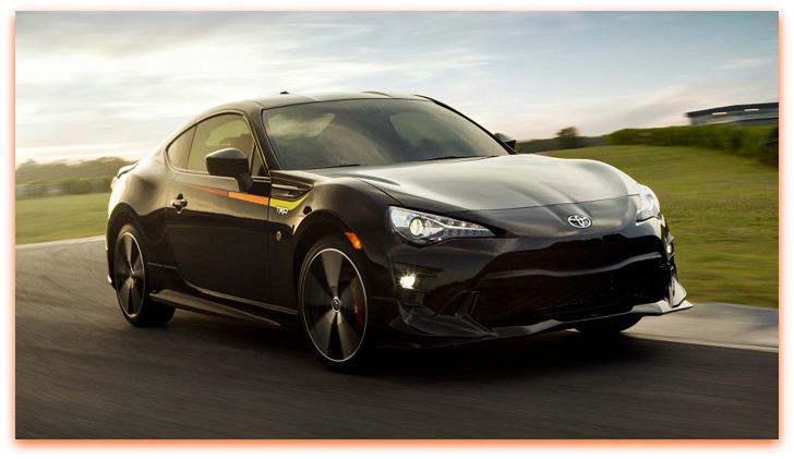 2019 Toyota 86 special edition