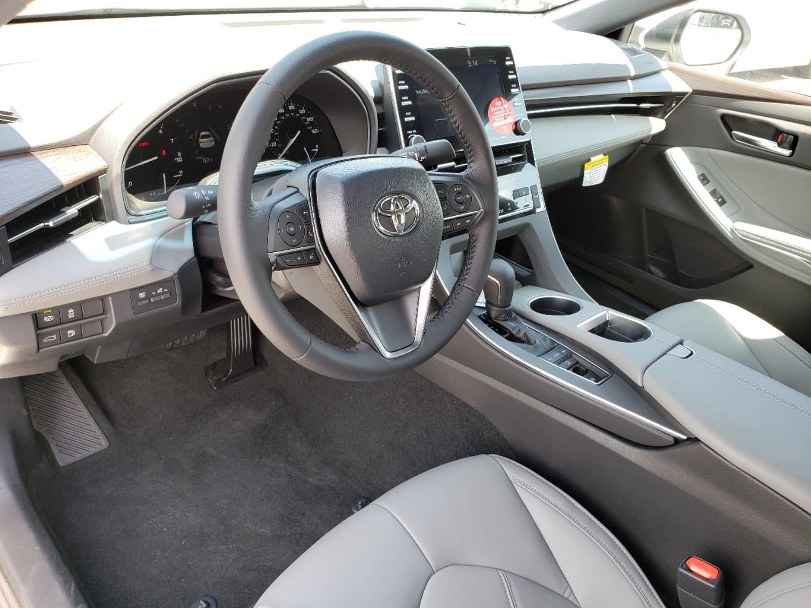 Test drive the new Toyota Avalon at Toyota of Orlando.
