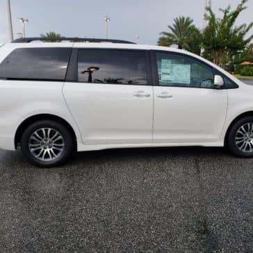 Toyota of Orlando Toyota Sienna.