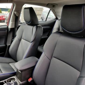 Thew new 2019 Orlando Toyota Corolla.