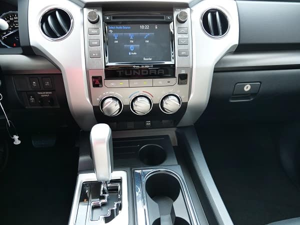 Entune Audio in the Toyota Tundra
