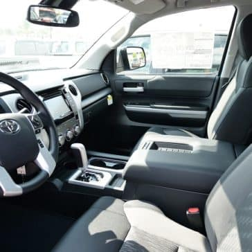 Convenience features in the new 2019 Toyota Tundra