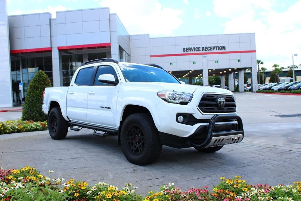 New Toyota truck deals