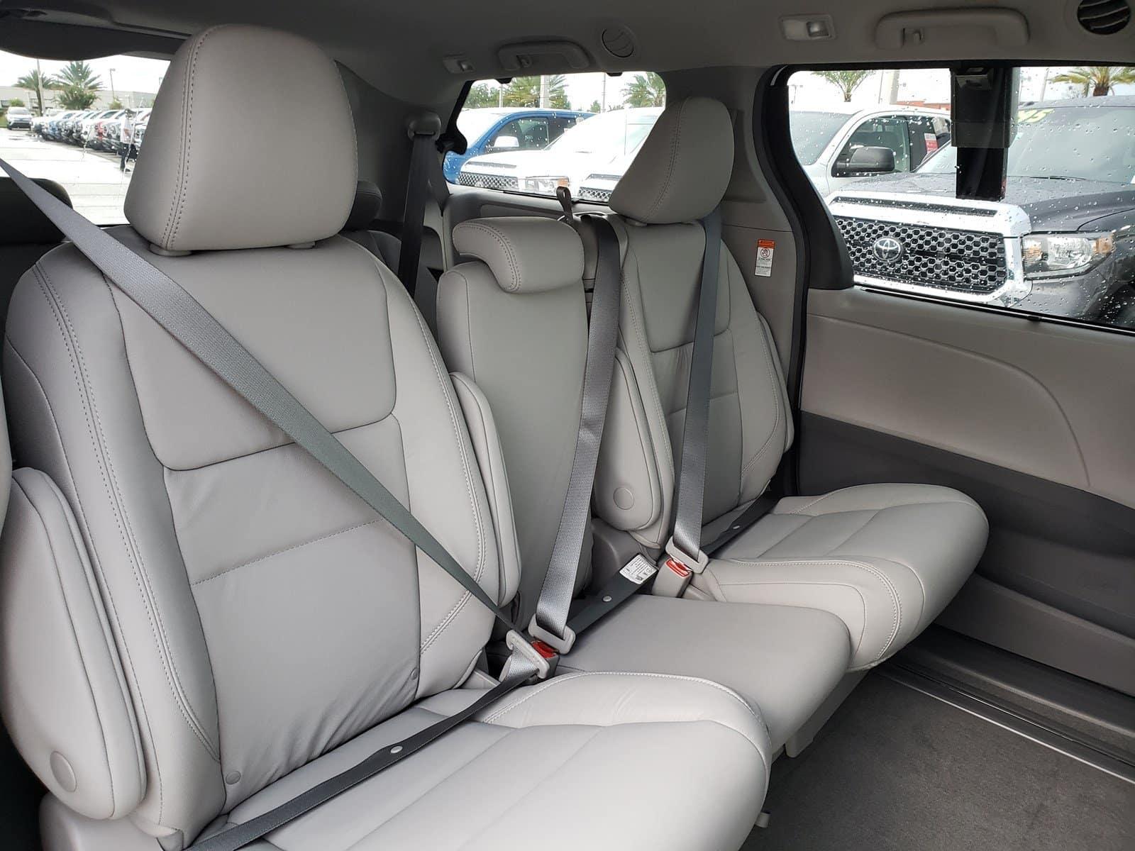 Toyota of Orlando minivan.