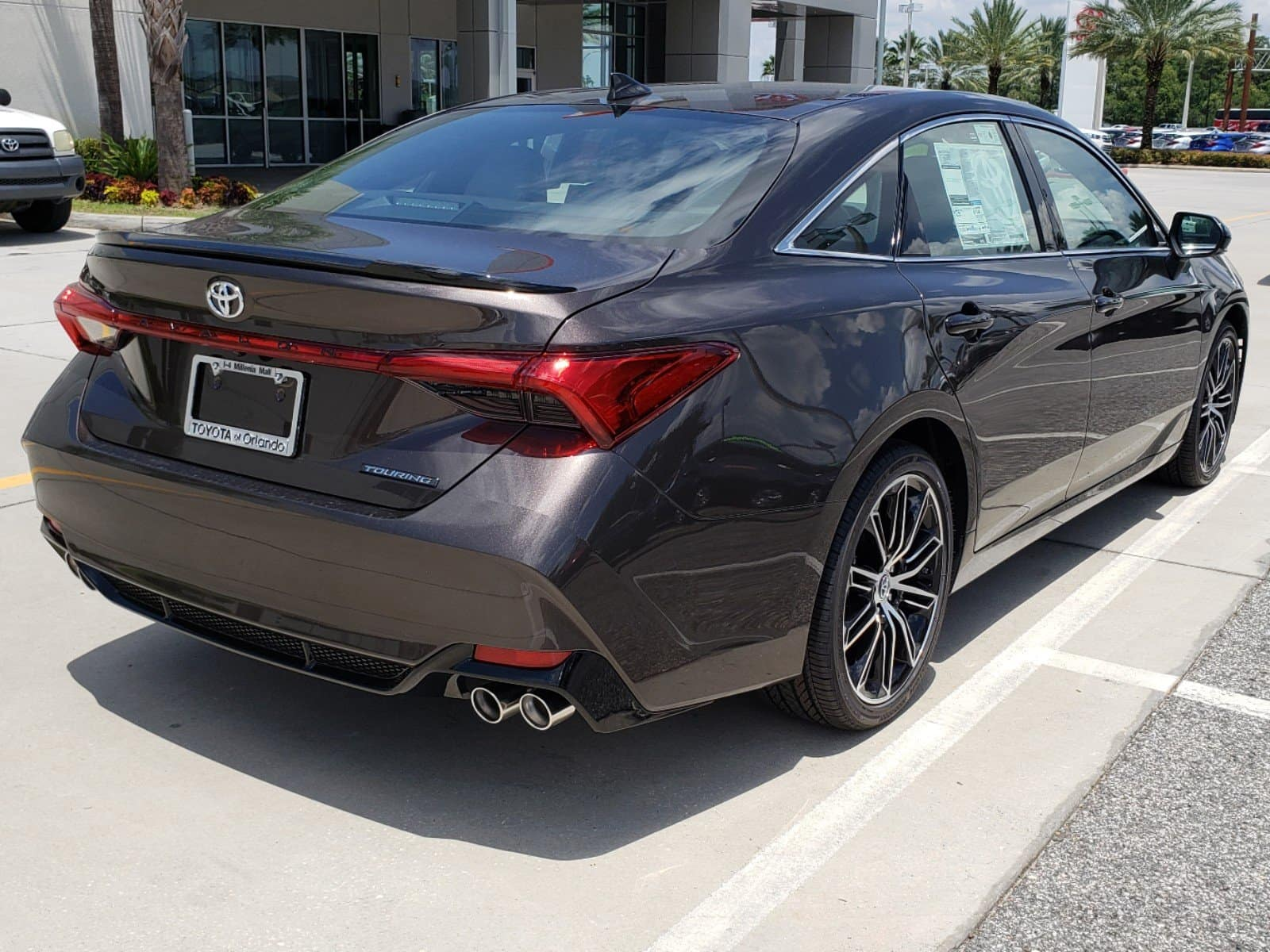 Check out the all new Orlando Toyota Avalon.