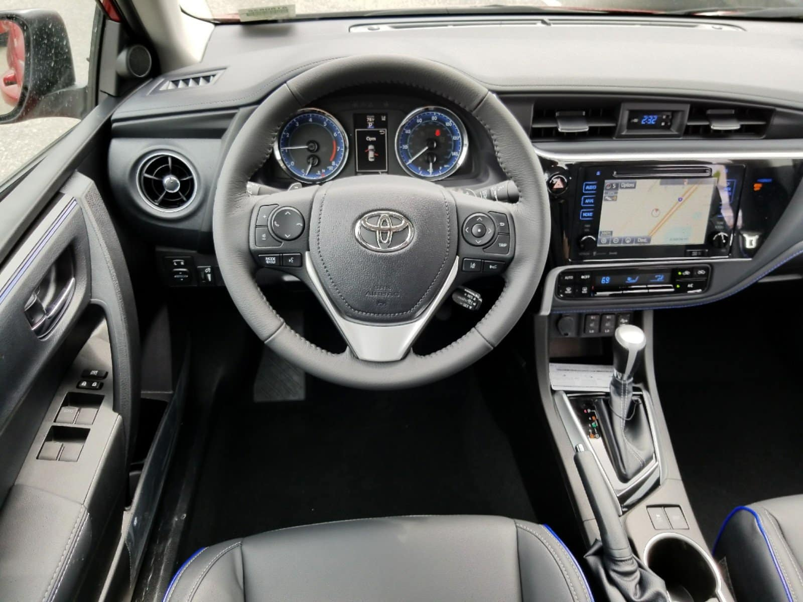 The new 2019 Toyota Corolla is here at Toyota of Orlando.