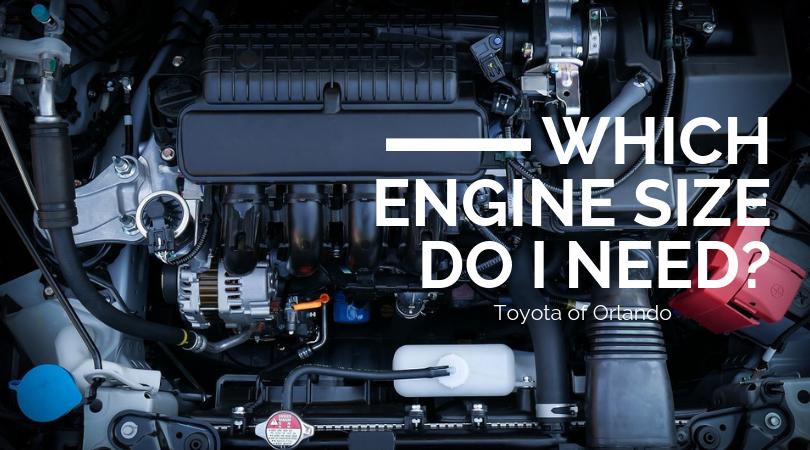 engine size tips