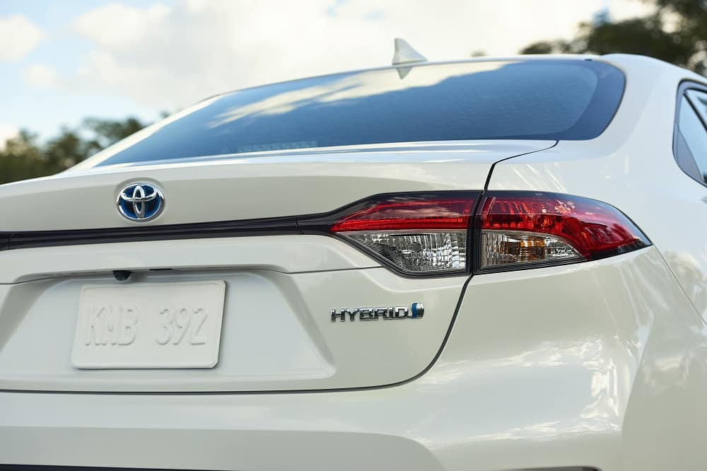 Toyota hybrid in Central Florida