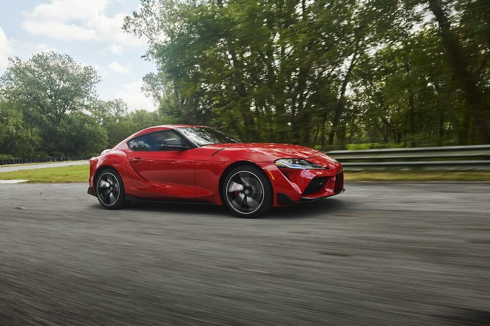 Introducing The 2020 Toyota Supra Toyota Of Orlando