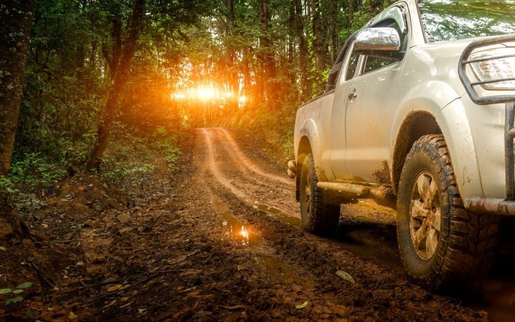 off-roading tips