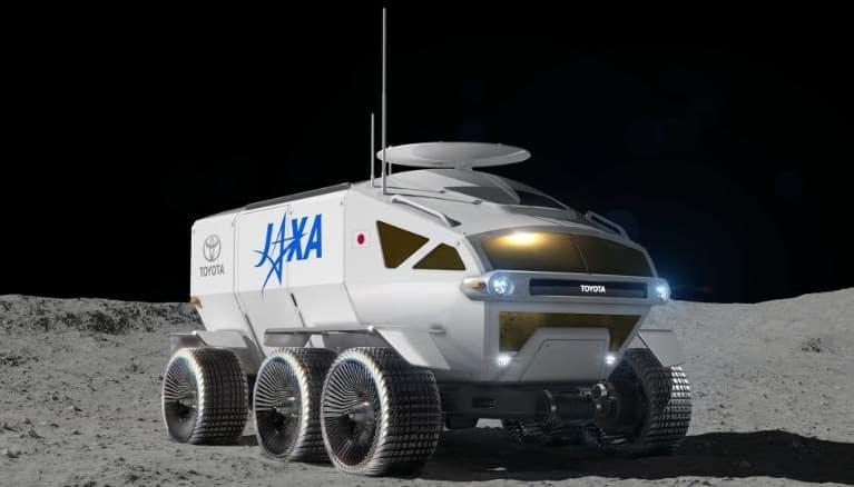 Toyota moon buggy