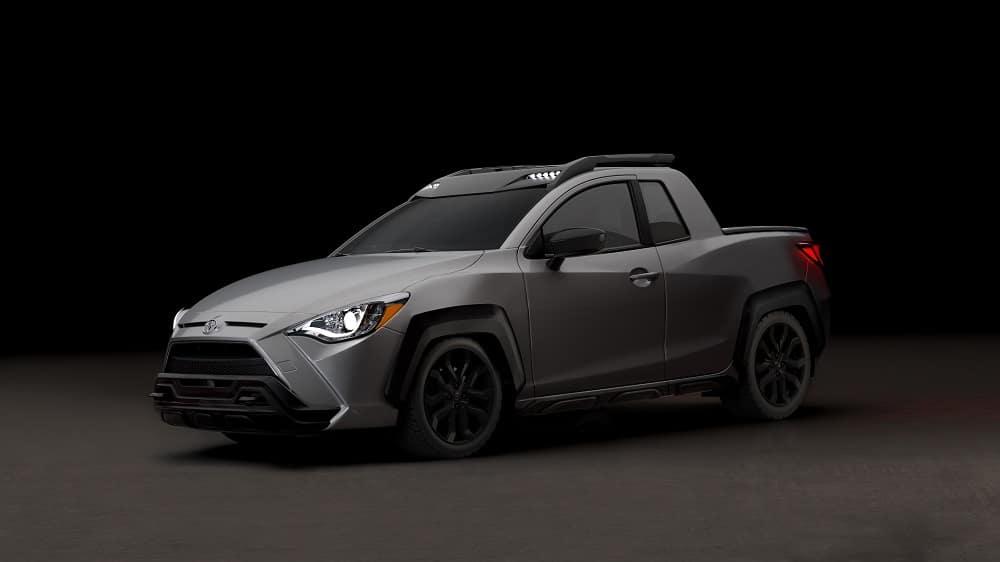 Orlando Toyota truck