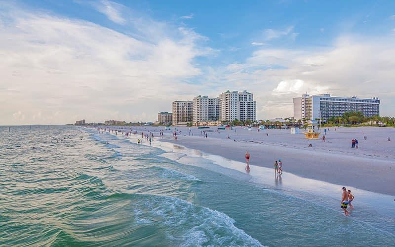 beaches near Orlando FL