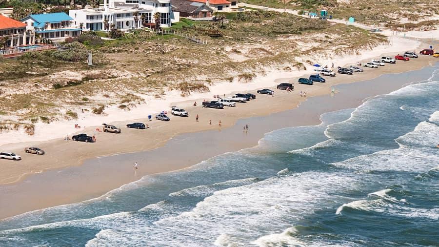 best beach road trips