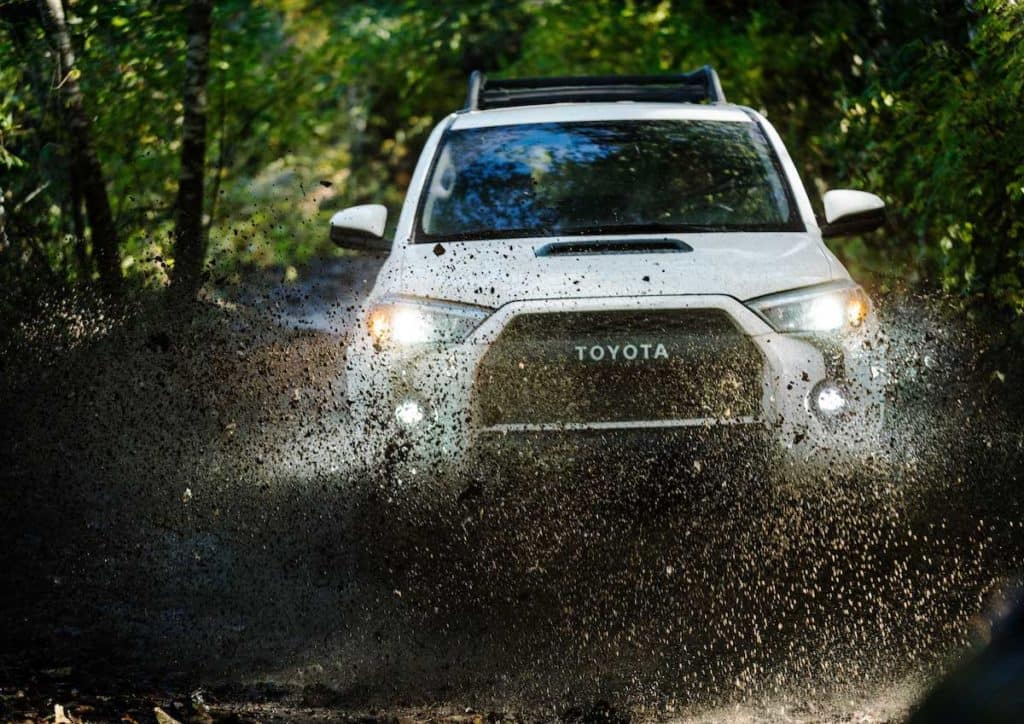 A sneak peek of the 2020 Toyota 4Runner | Toyota of Orlando