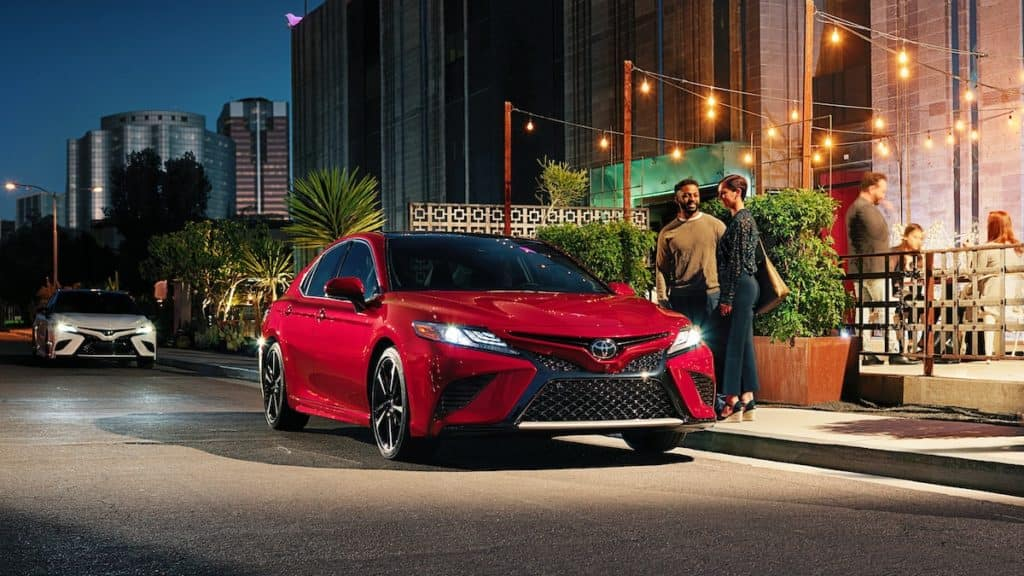 Toyota of Orlando cars