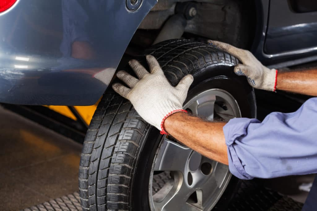 Orlando tire replacement