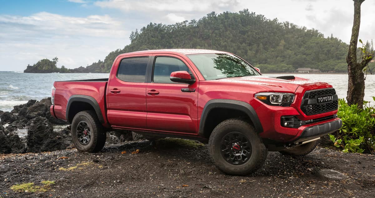 Toyota Tacoma named one of the hottest used cars for summer