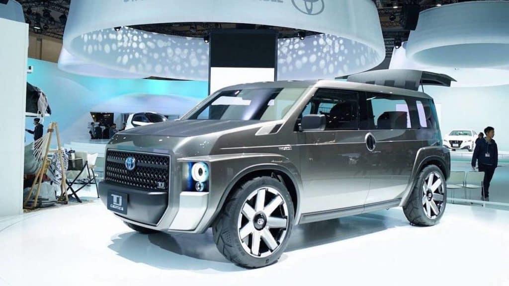 Toyota SUV concept