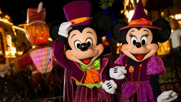 Disney Halloween Events