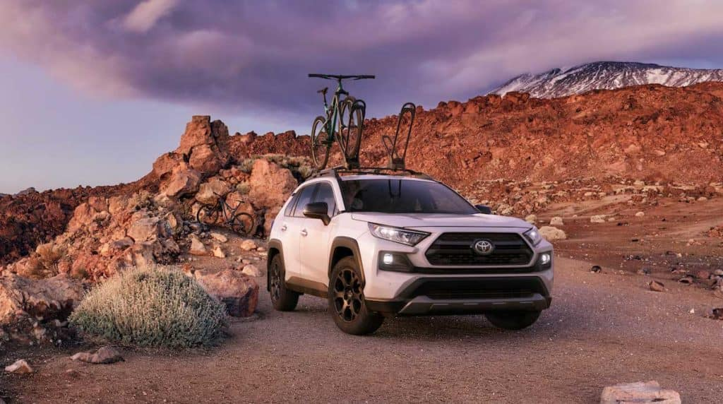 New Toyota RAV4 available at Toyota of Orlando.