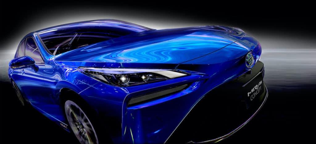 New Toyota Mirai available in Orlando