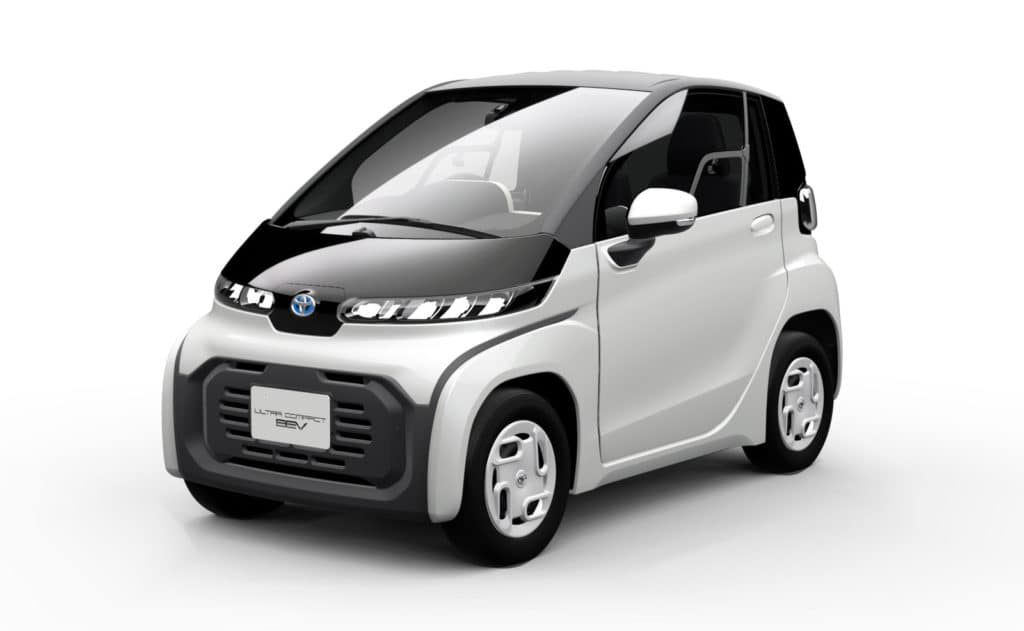 The latest in new Toyota news.
