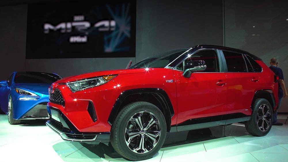 2021 Toyota RAV4 Prime Plug-In