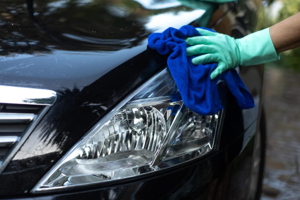 detailing your car