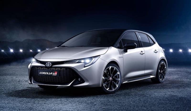 Toyota news hot hatch