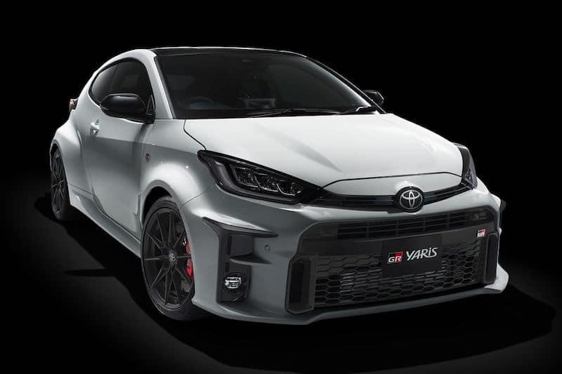Toyota sports hatch