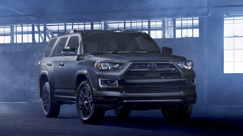 2020 Toyota SUV