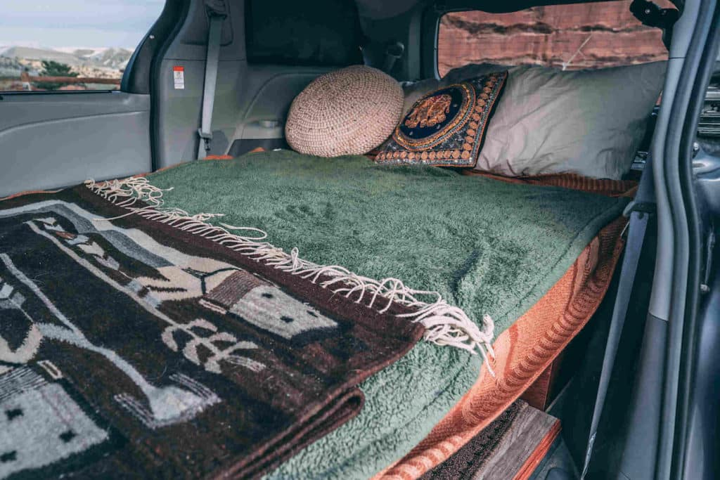 The Toyota Sienna Camper Van Would You Drive It Toyota Of Orlando