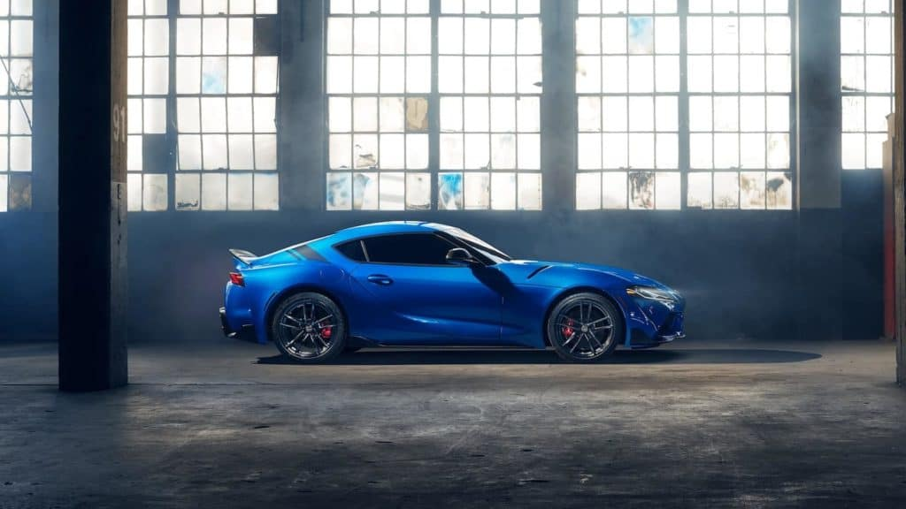 Toyota Launch Edition