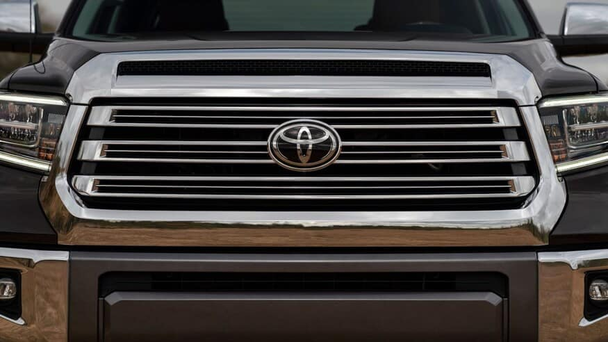 Toyota of Orlando trucks