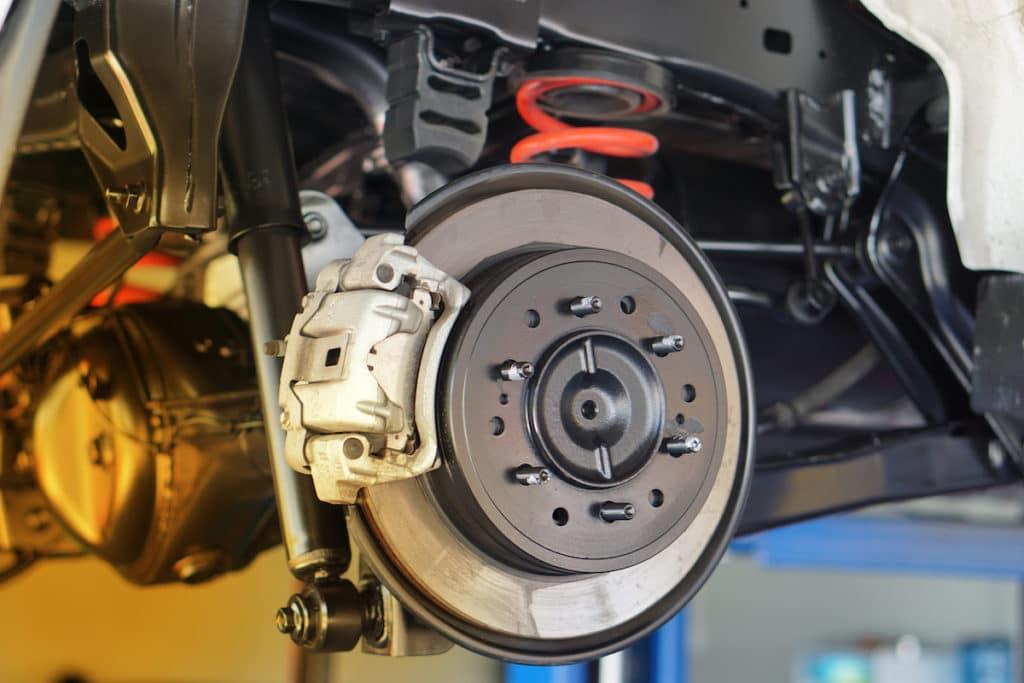 car brake types