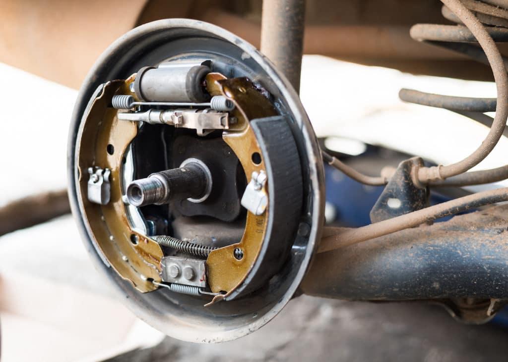 types of car brakes