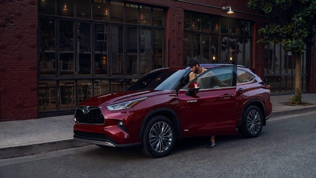 2021 Toyota SUV