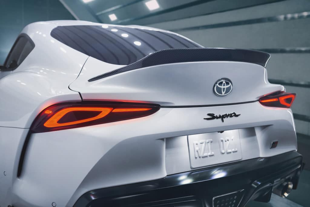 high performance Toyota
