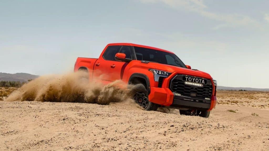 new Toyota truck news