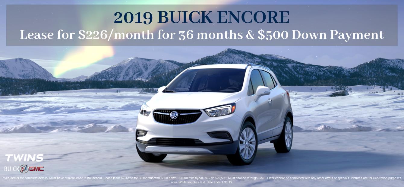 Buick Encore Lease Deals Mn | Lamoureph Blog