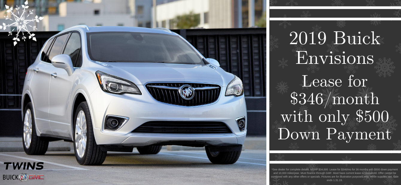 Deal on Buick SUV