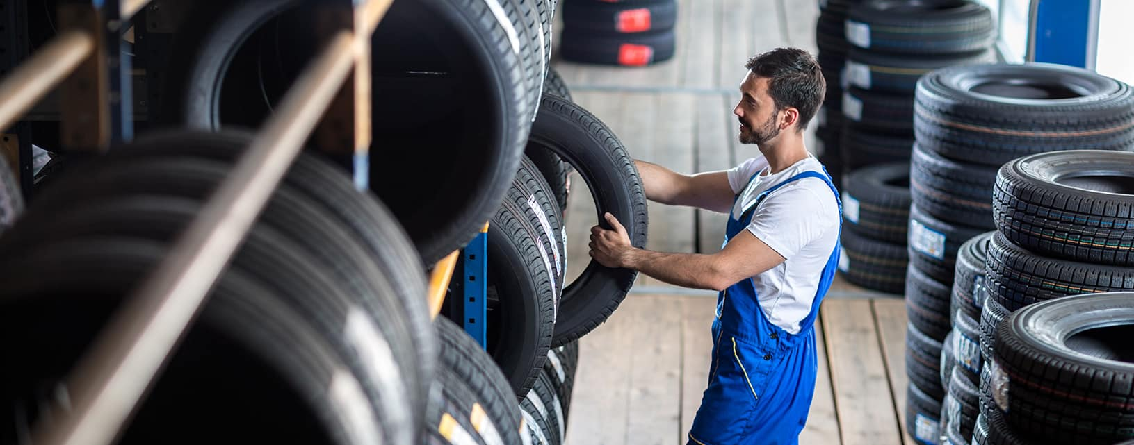 Tire Service in Jacksonville, FL