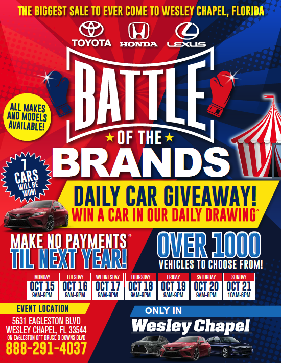 8a8f052b7107 Battle of the Brands