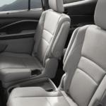 2020 Honda Pilot interior dimensions