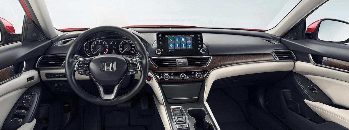2021 Honda Accord Interior Dashboard