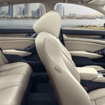 2021 Honda Accord Seating Banner